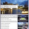 GO GIANTS! AN EXCLUSIVE SUPER BOWL PACKAGE
