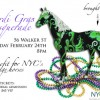 Mardi Gras Masquerade for NYCLASS