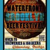 BROOKLYN WATERFRONT BEER FESTIVAL in Williamsburg