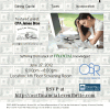 One Source Resource (OSR) Financial Workshop